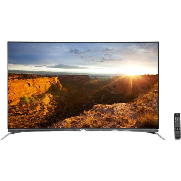 Smart TV LED 3D 4K Ultra HD 139 cm PHILIPS 55PUS8700 - Incurvée