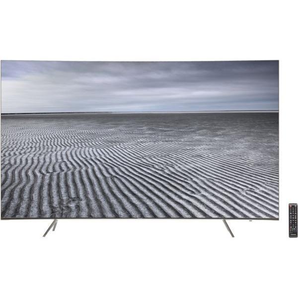 Smart TV LED 4K Ultra HD 163 cm SAMSUNG UE65KS7500 - Incurvée