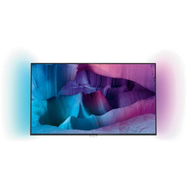 Smart TV LED 3D 4K Ultra HD 139 cm PHILIPS 55PUS7100