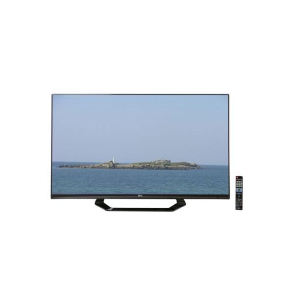 Smart TV LED 3D Full HD 140 cm LG 55LM640S