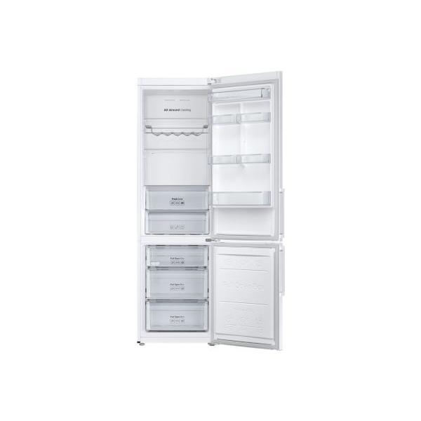 Réfrigérateur congélateur en bas SAMSUNG RB37J5325WW