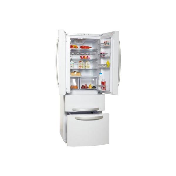 Réfrigérateur multi-portes HOTPOINT Quadrio 4D AA W/HA