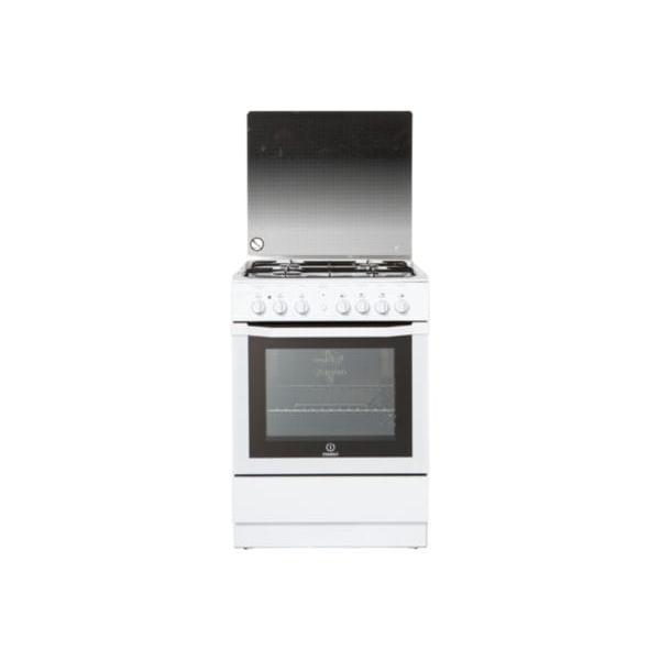 Cuisinière mixte INDESIT I6G6C1AG(W)