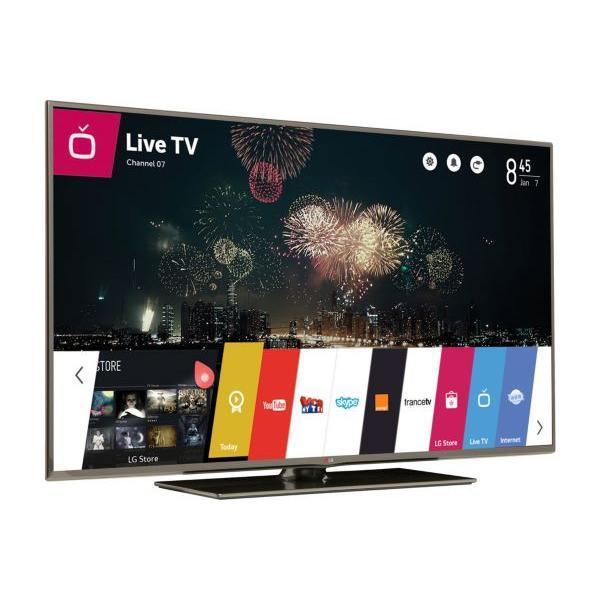 TV LED LG 55LB650V 3D 500 Hz MCI Smart TV (140cm)