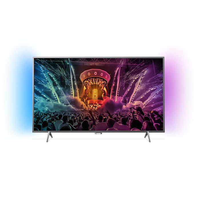 TV LED Full HD Android TV 80cm (32 pouces) Philips 32PFS6401/12