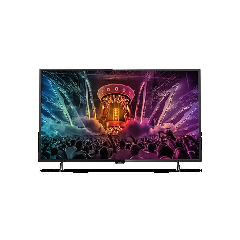 TV LED 123cm (49 pouces) 4K Philips 49PUH6101/88