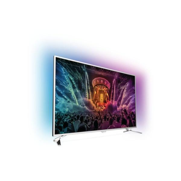 Smart TV LED 4K Ultra HD 139 cm PHILIPS 55PUS6561