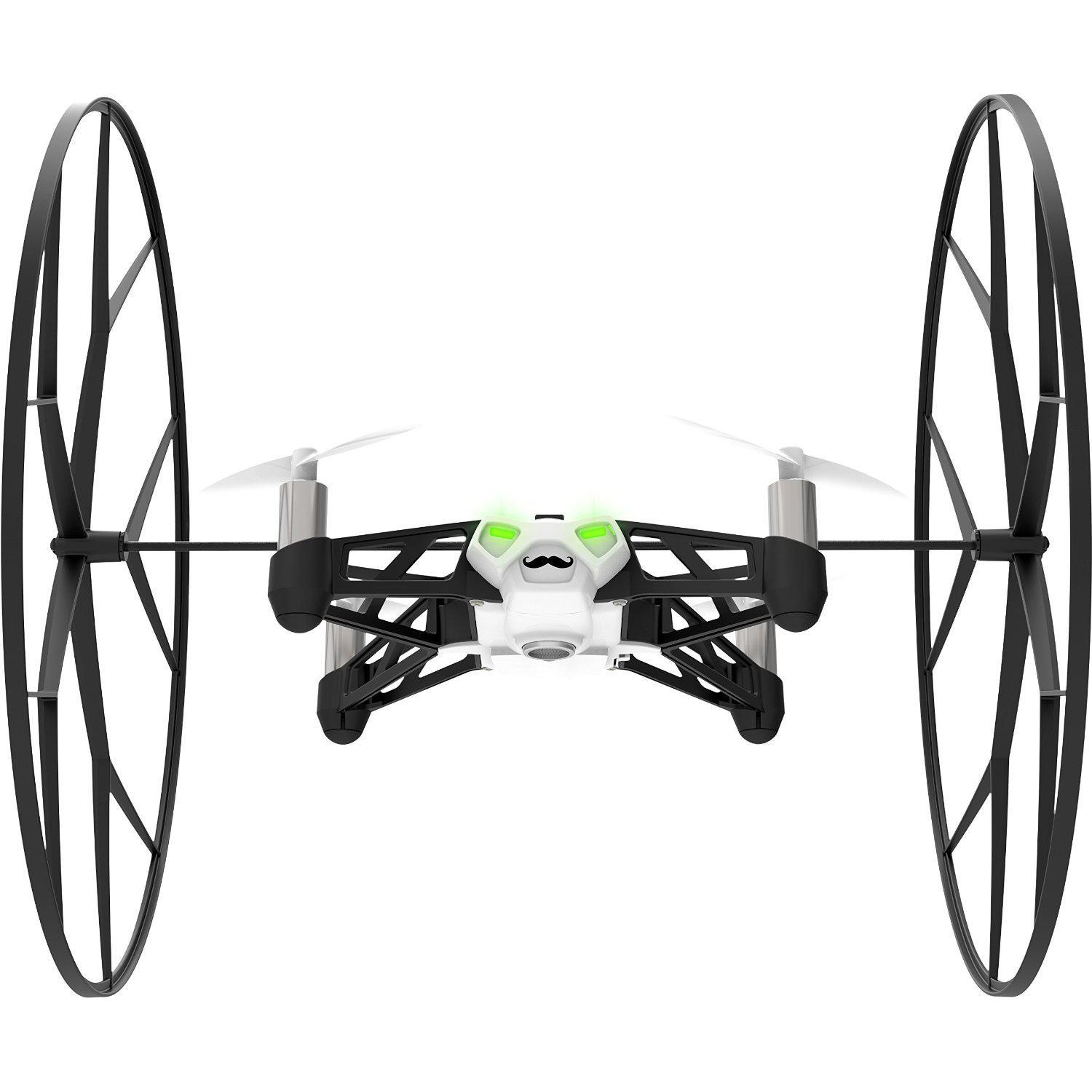 Drone PARROT Rolling Spider - Blanc