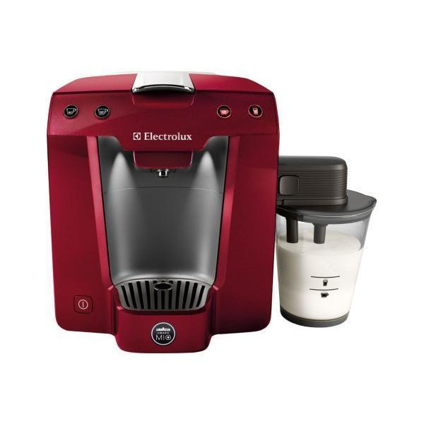 Expresso ELECTROLUX FAVOLA CAPPUCCINO EL - Rouge