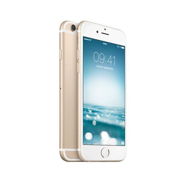 iPhone 6 Plus 128 GB - Oro - Libre