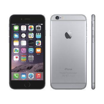 iPhone 6 Plus 16 GB - Spacegrau - Orange