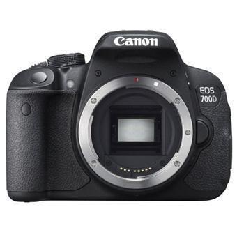 Reflex Canon EOS 700D Gehäuse