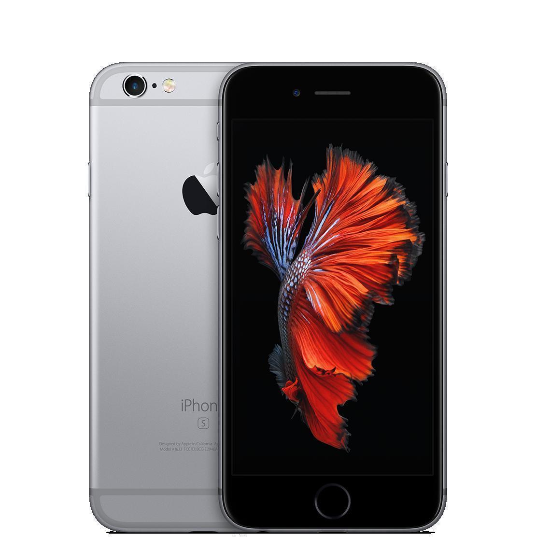wiederaufbereitetes iPhone 6s 64GB - Spacegrau - Ohne Vertrag
