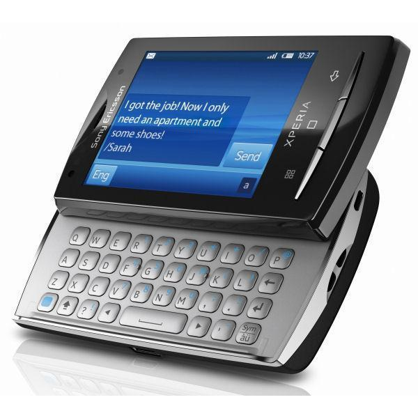 Sony Ericsson Xperia mini pro 320 MB - Negro - Libre