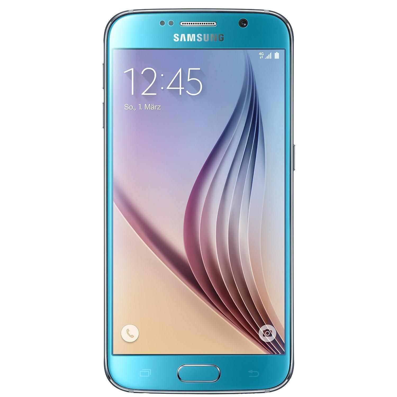 Samsung Galaxy S6 G920F 32 Go 4G - Bleu - Débloqué