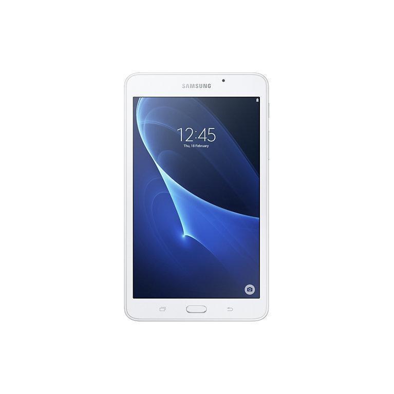 """Samsung Galaxy Tab A 7"""" 8 Go - Blanc - Wifi"""