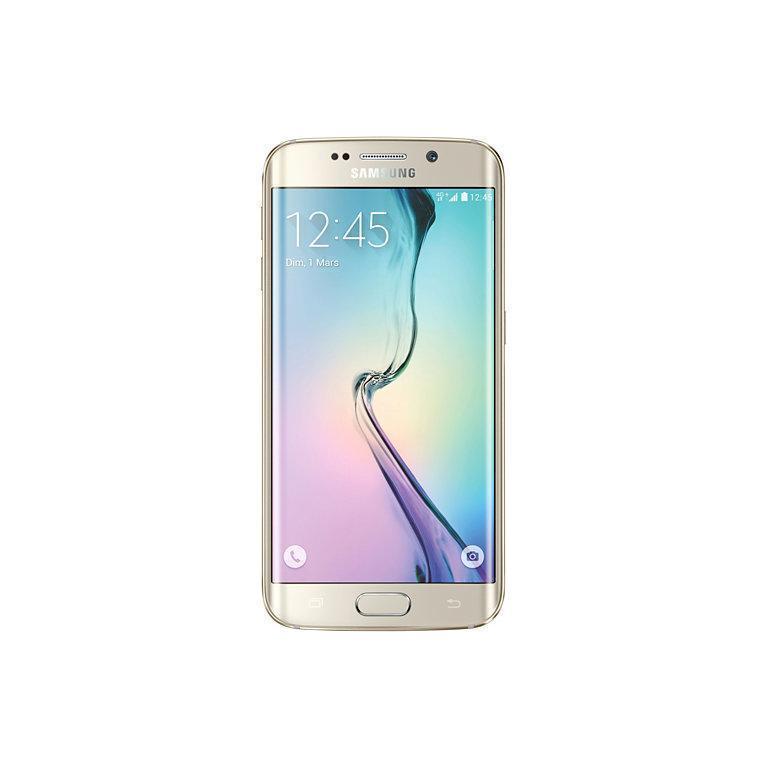 Samsung Galaxy S6 Edge 128 Go G925 4G - Or - Débloqué