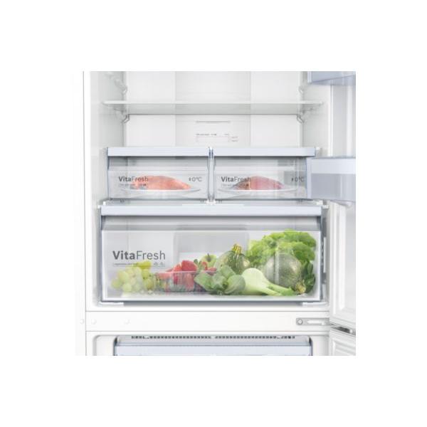 Réfrigérateur congélateur en bas BOSCH EX KGN36XL35