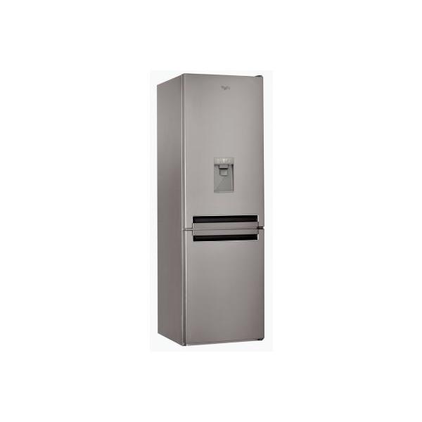 Réfrigérateur congélateur en bas WHIRLPOOL BSNF8451OXAQUA