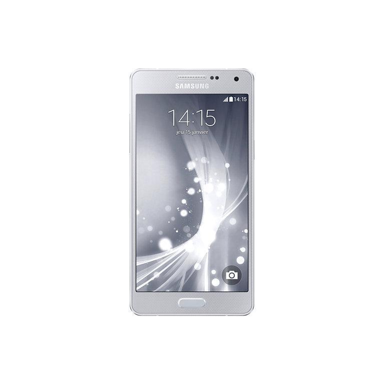Samsung Galaxy A5 16 Go 4G - Argent - Débloqué