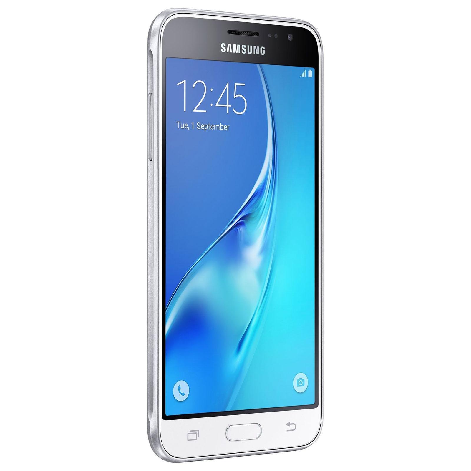 Samsung Galaxy J3 (2016) 16 Go - Blanc - Débloqué