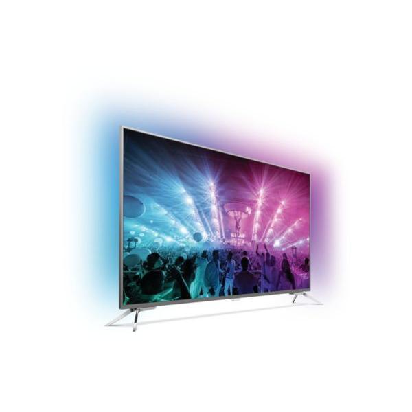 Smart TV LED 4K Ultra HD 139 cm PHILIPS 55PUS7101