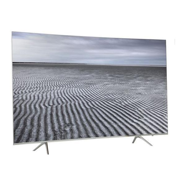 Smart TV LED 4K Ultra HD 163 cm SAMSUNG UE65KS7500 - Incurvée