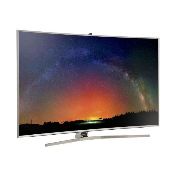 Smart TV LED 3D 4K Ultra HD 163 cm SAMSUNG UE65JS9500 - Incurvée