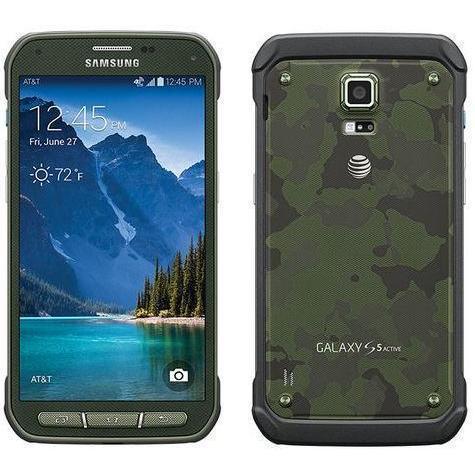 Samsung Galaxy S5 Active 16 Go - Vert - Débloqué