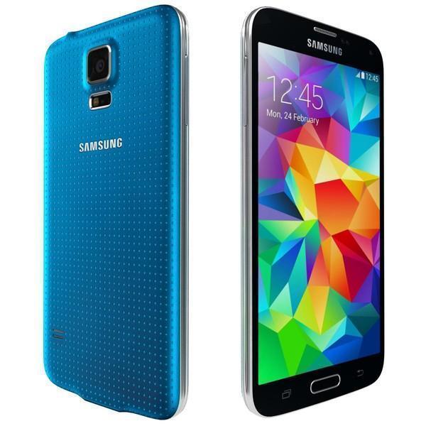Samsung Galaxy S5 Plus 16 GB G901F 4G - Blau - Ohne Vertrag