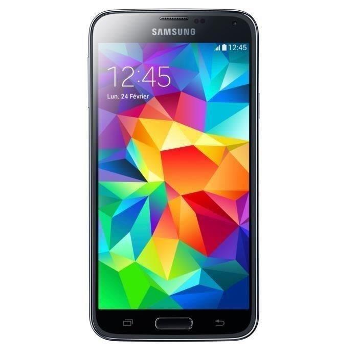 Samsung Galaxy S5 16 Go G900H 3G - Noir - Débloqué
