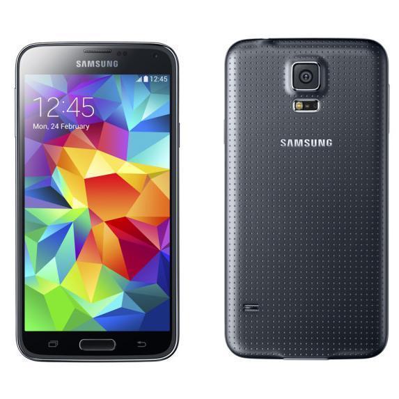 Samsung Galaxy S5 16 Go 4G - Noir - SFR