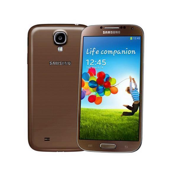 Samsung Galaxy S4 16 Go - Marron - Débloqué