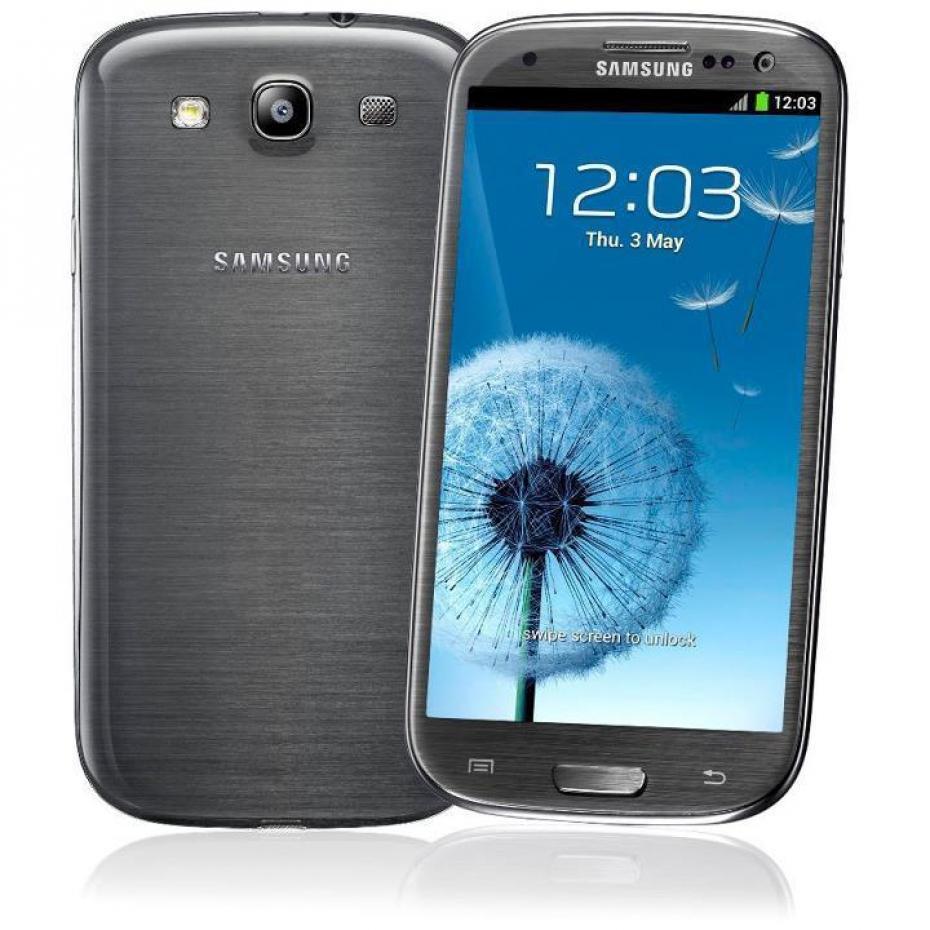 Samsung Galaxy S4 Mini 8 Go - Gris - Débloqué