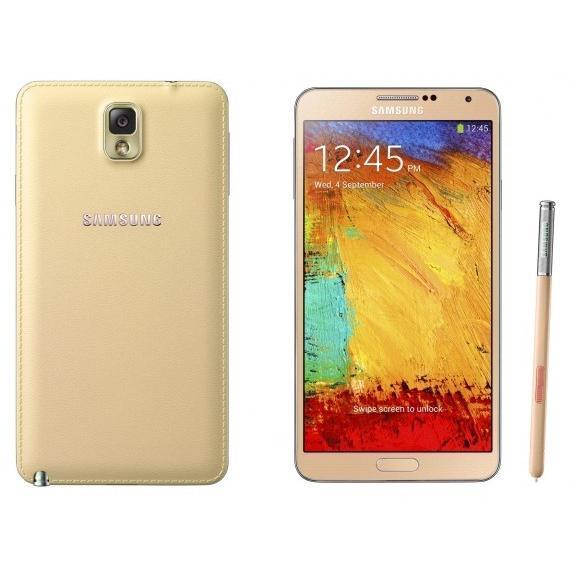 Samsung Galaxy Note 3 N9005 32 Go - Or - Débloqué