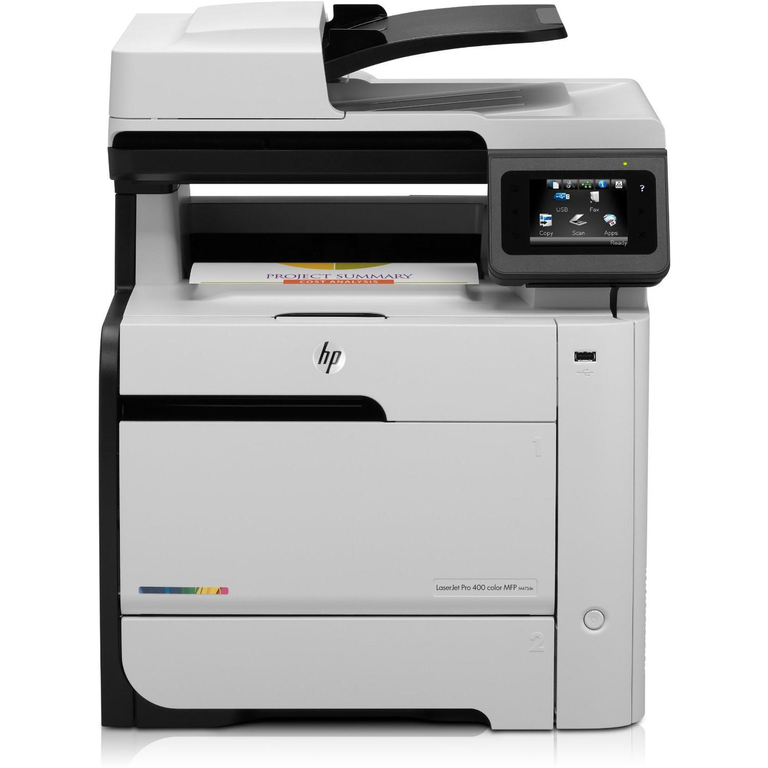 Imprimante laser couleur HP LaserJet Pro 400 color MFP M475dn
