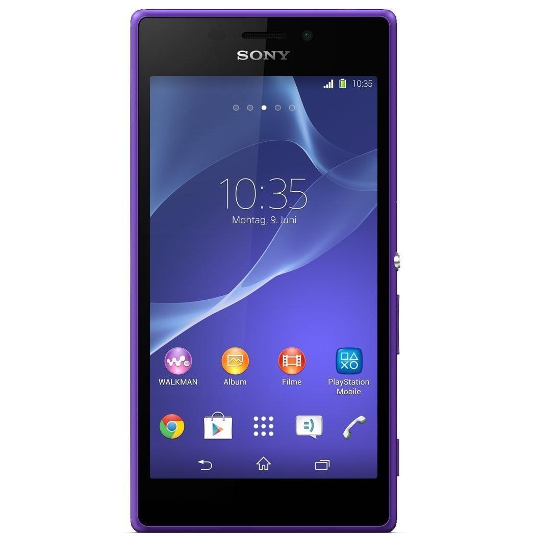 Sony Xperia M2 8 Go - Violet - Débloqué