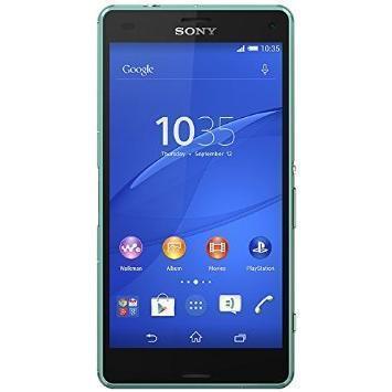 Sony Xperia Z3 Compact 16 Go - Vert - Débloqué