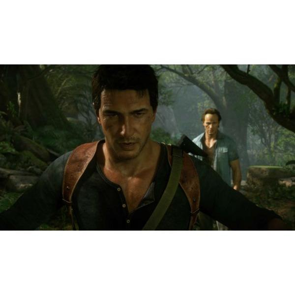 Pack - Sony PS4 1 To + Uncharted 4 - Noir