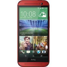 HTC One M8 16 Go - Rouge - Débloqué