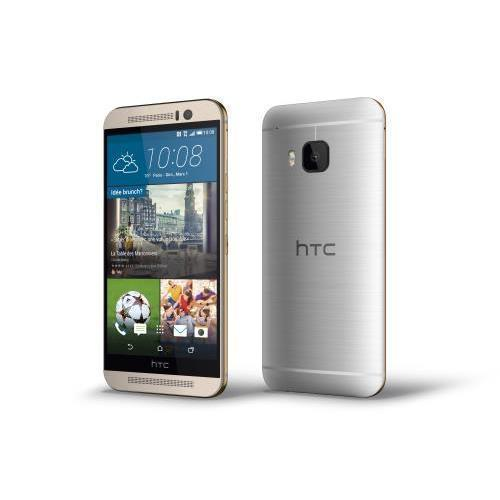 HTC One M9 32GB - Oro Plata - Libre