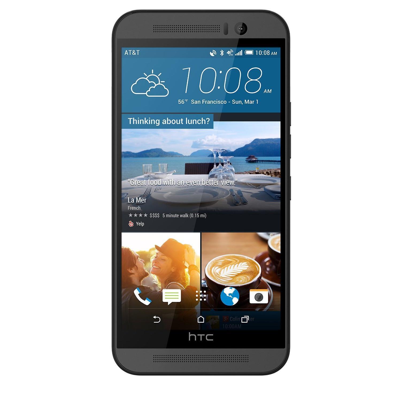 HTC One M9 32GB - Grau - Ohne Vertrag