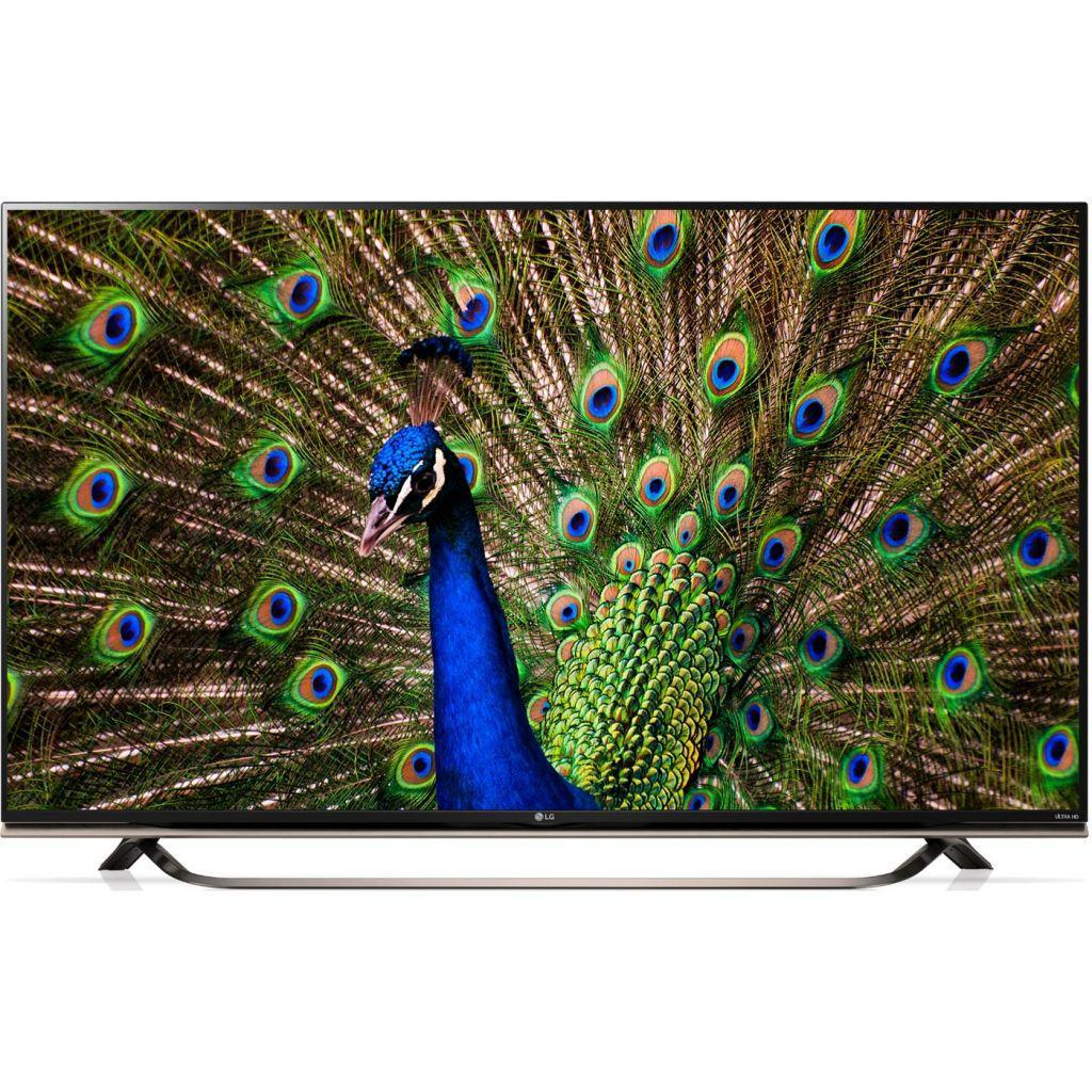 Smart TV LED 3D 4K Ultra HD 139 cm LG 55UF8607