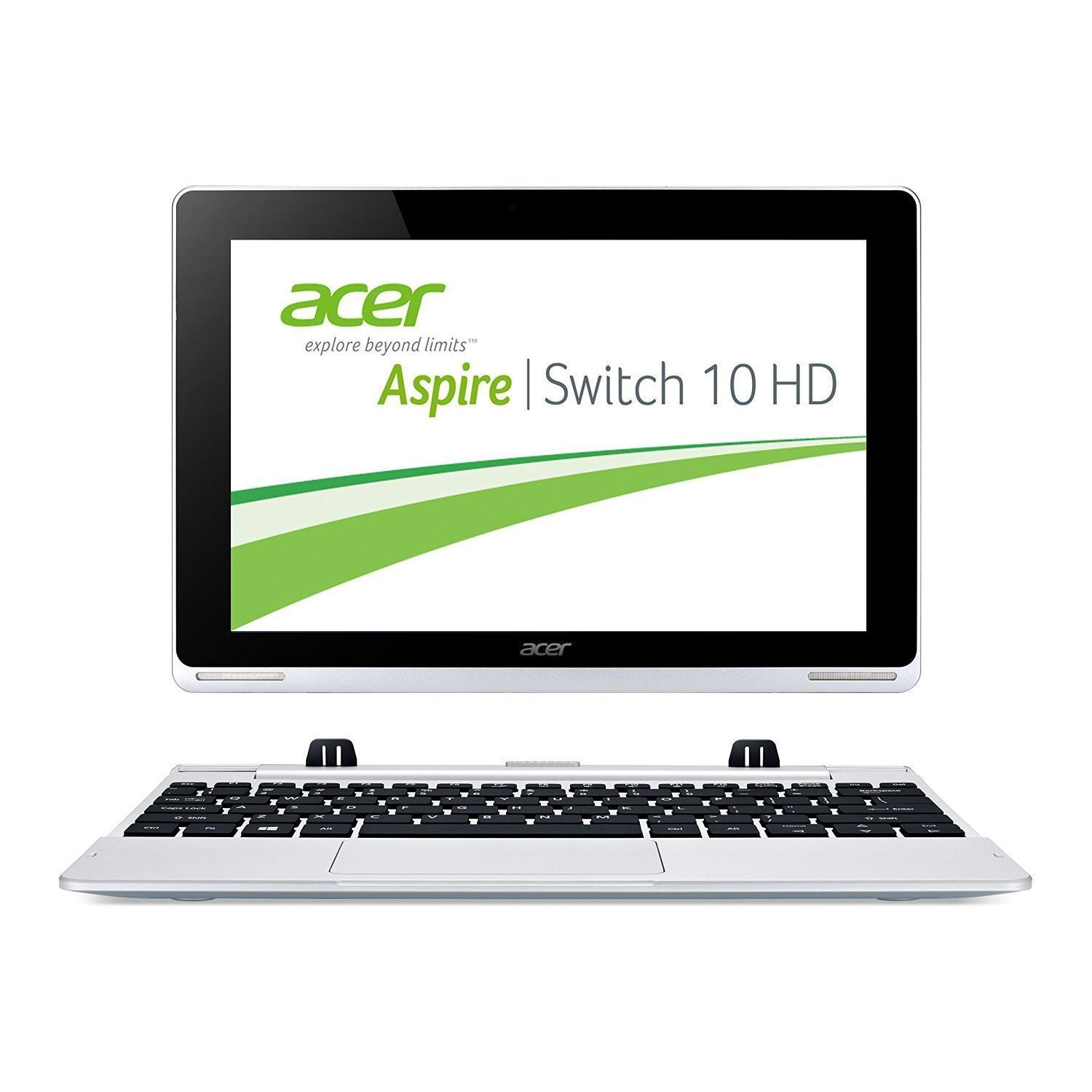 "Acer Aspire Switch 10 V 10,1"" Atom x5-Z8300 4x 1.44 GHz  - HDD 32 GB - RAM 2 GB"