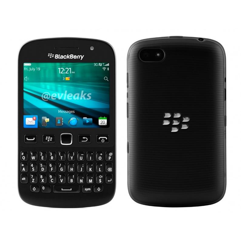 Blackberry 9720 - Negro - Libre - QWERTY
