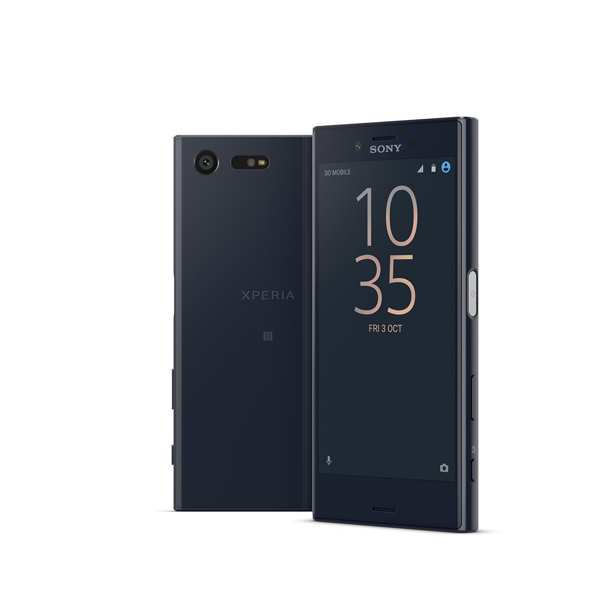 Sony Xperia X Compact 32 Go - Noir - Débloqué