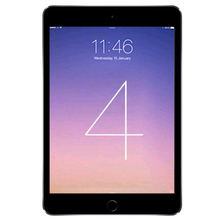 iPad mini 4 128 Go - 4G - Gris sidéral - Débloqué