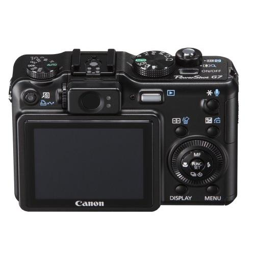 Compact - Canon PowerShot G7