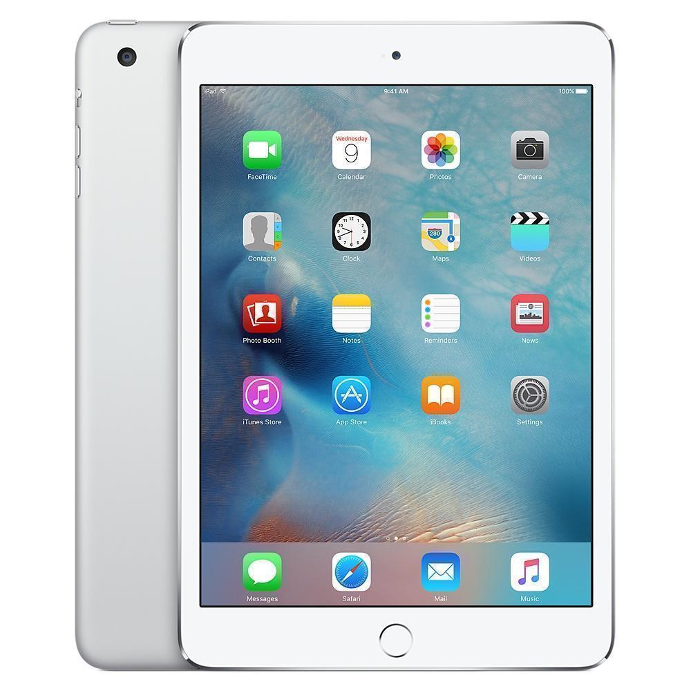 iPad mini 3 128 Go - 4G - Argent - Débloqué
