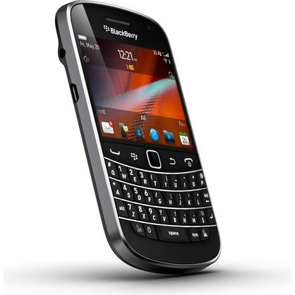 BlackBerry Bold Touch 9900 - Negro - Libre - QWERTY